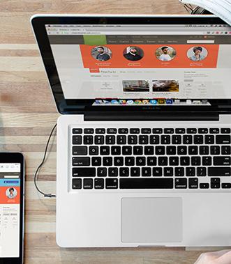 Web design development digital services